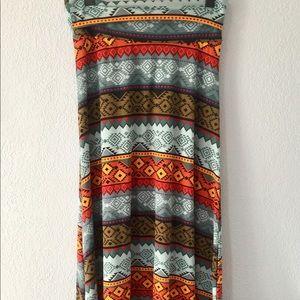 LulLaRoe Maxi Skirt Small